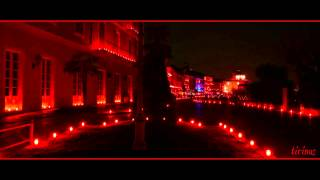 preview picture of video 'Panasonic LX100 Extreme Low Light Test @ Cannobio - Lumineri / Lichterfest 2015'