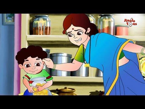 Bolo Chutti Milegi kya(बोलो छुट्टी मिलेगी क्या)   Lakdi ki Kathi, Hindi Rhymes by Jingle Toons
