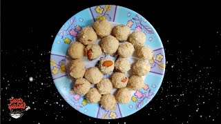 Ravva Laddu / Sooji Laddu – రవ్వ లడ్డు – Easy making – Ghumaghumalu # 19 – Teluguflame