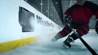 Hockey on the Ice with Weathertech