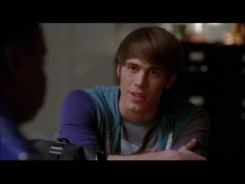 Glee - Ryder Apologises To Marley, Jake And Unique 4x16