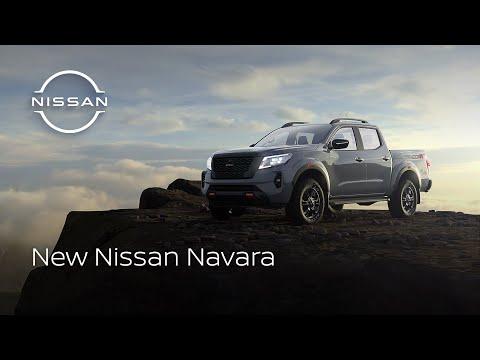 Nissan NAVARA 2021 full model change