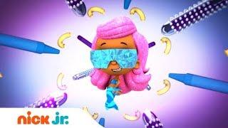 'Pencil Case' Back To School Sing-Along School Parody Music Video 🖍️ | Bubble Guppies | Nick Jr.