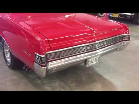 Video of Classic 1965 Pontiac GTO located in Virginia - $57,900.00 Offered by Classic Car Center - MSVJ