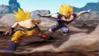Openings Dragon Ball Z Budokai Tenkaichi 1, 2 y 3