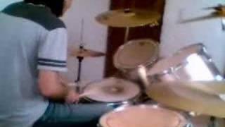 Asesino - Amor Marrano - Drum cover by Diego Delgado