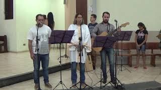 Canto de Santo e Cordeiro - Missa do 3º Domingo da Quaresma (24.03.2019)