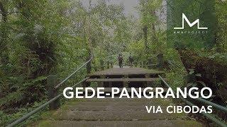 [TRACK] Gede Pangrango via Cibodas (Part 1)