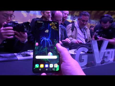Anteprima LG V50 5G e G8 ThinQ dal MWC 2019