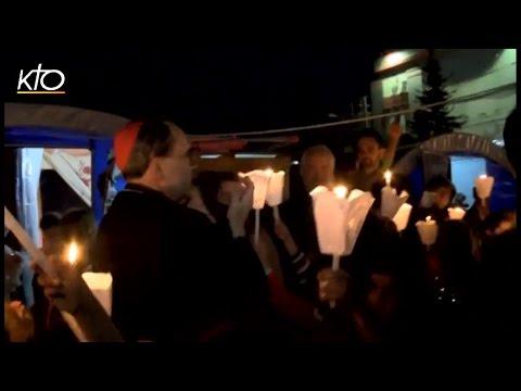 Une Fête des Lumières pour Erbil