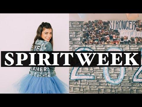 BUSY WEEK IN MY LIFE! Teaching, Spirit Week, + Orange Theory