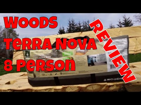 INDEPTH: Woods Terra Nova 8 person Tent Review – from Canadian Tire