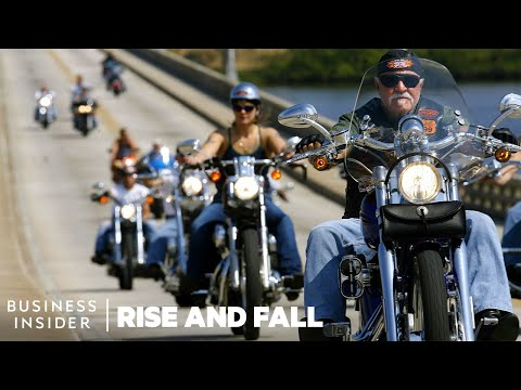 , title : 'The Rise And Fall Of Harley-Davidson