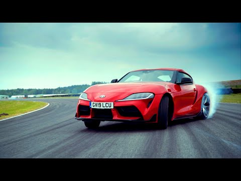 Is the new Toyota Supra too… 'BMW'? | Top Gear: Series 27