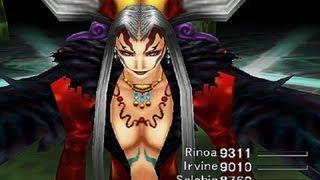 Final Fantasy VIII Enhanced HD Mod Ultimecia First Form Battle