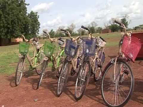 Publi reportage sur les activités de la Fondation SEMAFO au Burkina Faso, juin 2016
