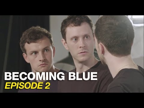 Blue Man Trainees Discover Vulnerability   BECOMING BLUE Series - Blue Man Group