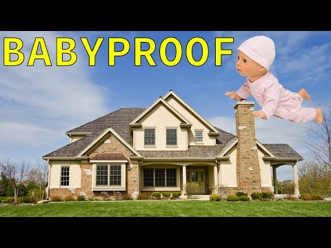 Babyproof The House