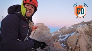 "Tommy Caldwell: ""I'm Not Going To Top The Dawn Wall"" 