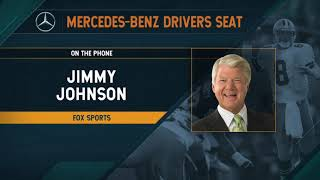 FOX Sports' Jimmy Johnson on Being Selected for the Pro Football Hall of Fame | The Dan Patrick Show