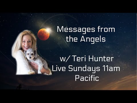 SCORPIO NEW MOON OPPOSITE URANUS - ELECTRIFYING & SHOCKING - Messages from the Angels w/ Teri Hunter