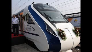 Tender of 44 Vande Bharat Express rakes cancelled after Chinese firm emerged as contender - Download this Video in MP3, M4A, WEBM, MP4, 3GP