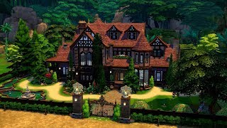 The Sims 4 || Speed Build || Winchester House