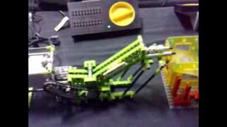 preview picture of video 'LEGO Great Ball Contraption Brick Tricks 2013 Tielt B'