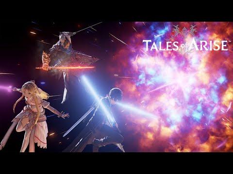 Tales of Arise : Sword Art Online Collaboration DLC Trailer