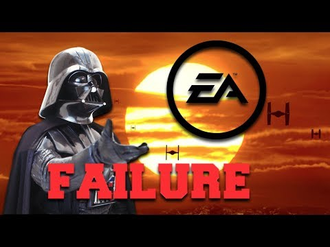 EA Dooms the Future of Star Wars Games - Visceral studio Shut Down
