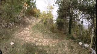 preview picture of video 'Giretto tra le colline di Alatri'