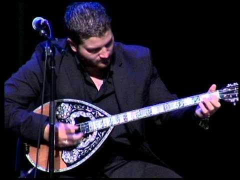 AKTINA's Greek Music Journey 2013: Bouzouki Solo, Karantinis Rips!