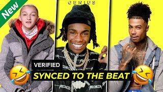 Genius Interviews BUT With A Beat