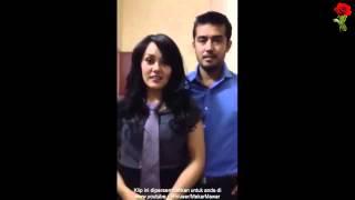 Zain Hamid Adalah Suami Uqasha Senrose