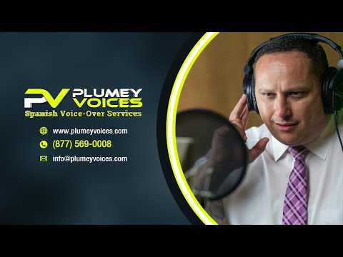 Plumey V0ices Voiceover Studio Finder