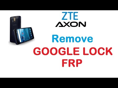 New Method!!! ALL ZTE Prestige GOOGLE ACCOUNT FRP BYPASS