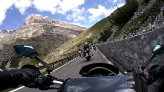 preview picture of video 'Motoraduno Stelvio 2013 Salita Passo 30/06/2013'