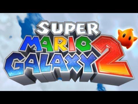 Super Mario Galaxy 2 - Complete Walkthrough (All 120 Main Stars)