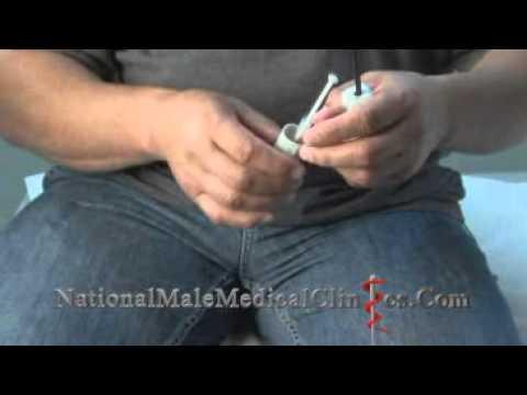 Membro massaggiare la prostata