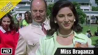 Miss Braganza - Comedy Scene - Kuch Kuch Hota Hai