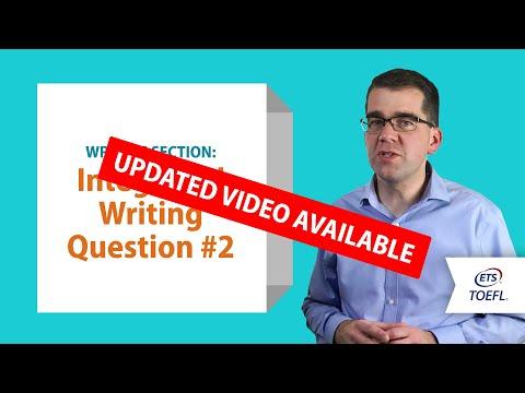 TOEFL videos