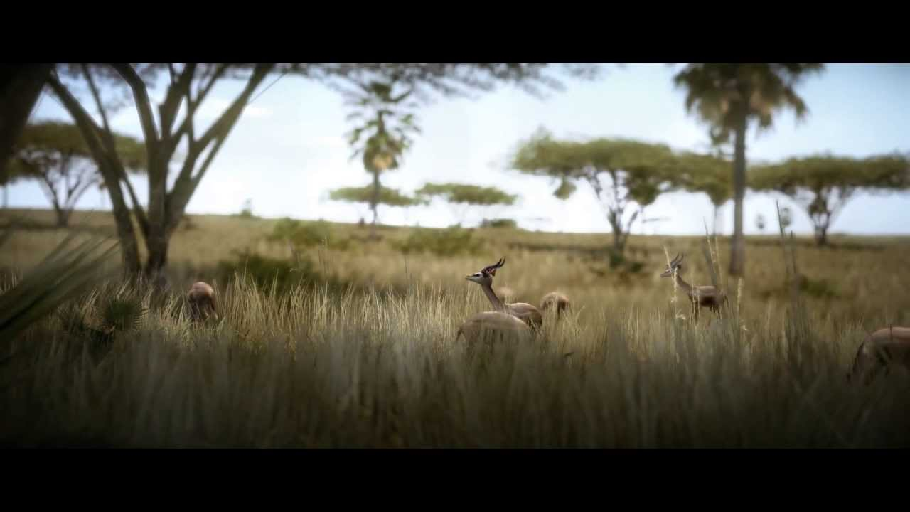Amazing Tech Demo Shows All Sides Of The CryEngine