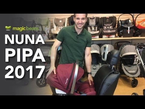 Nuna Pipa 2017 | Reviews | Ratings | Prices | Magic Beans