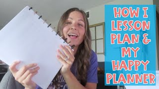 HOW TO CREATE AN EFFECTIVE LESSON PLAN: How I Plan My Lessons As A Teacher!