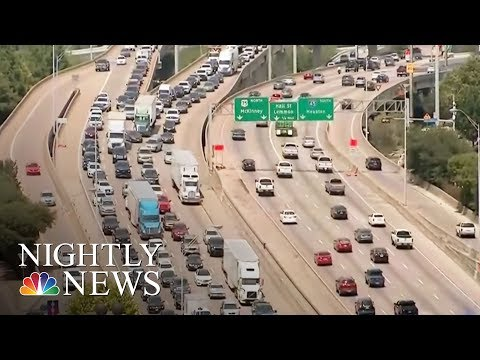 Summer Travel Season Kicks Off With Infrastructure Woes | NBC Nightly News