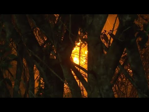 Manaus registra o 3º incêndio esta semana, desta vez na Compensa