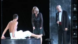 """Смотреть онлайн Спектакль """"Дама и ее мужчины..."""", 2012 год"""