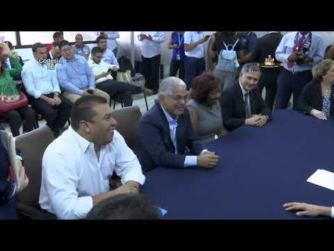 Blandón formaliza su nómina presidencia junto a Nilda Quijano