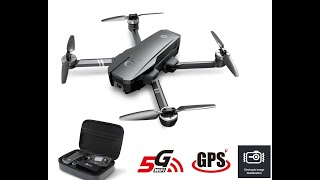 Holy Stone HS720 RC Drone GPS Brushless Motors 5G GPS Drone 4K Gimbal 400M Wifi FPV