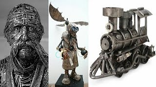 Top 50 Metal Sculptures In The World | Top 50 Metal Sculptures Ideas, Photos, Images, Pictures, Pics